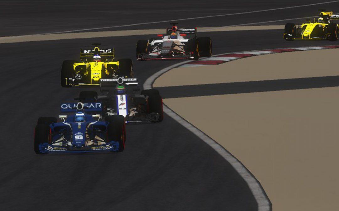 2018 FSR Bahrain Grand Prix – Race Report