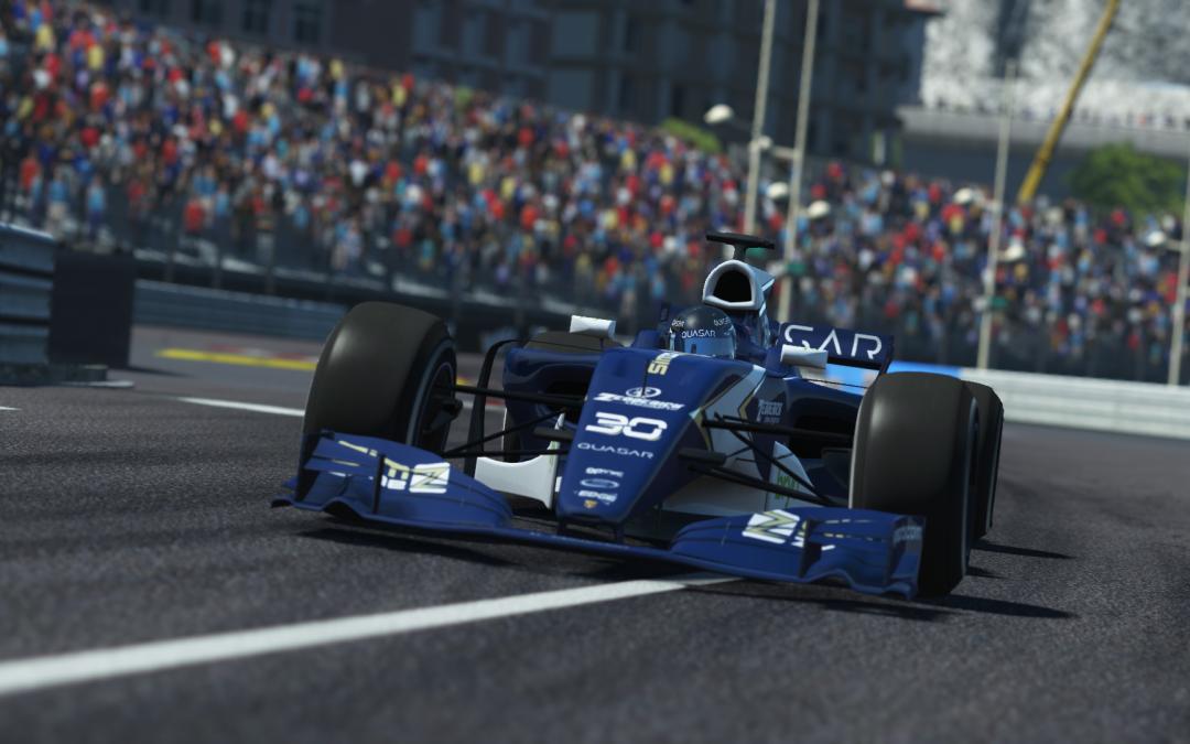 2018 WTF1 Monaco Grand Prix – Race Report