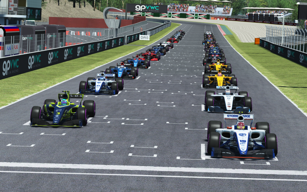 2018 WTF1 Spanish Grand Prix – Race Report