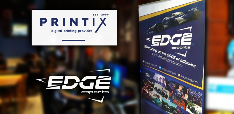 Edge Esports and PRINTiX join forces