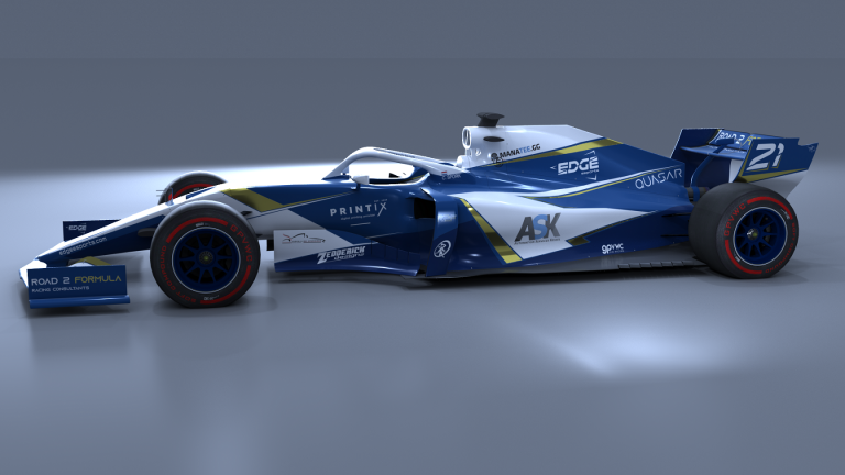 2021 GPVWC SUPERLEAGUE LIVERY