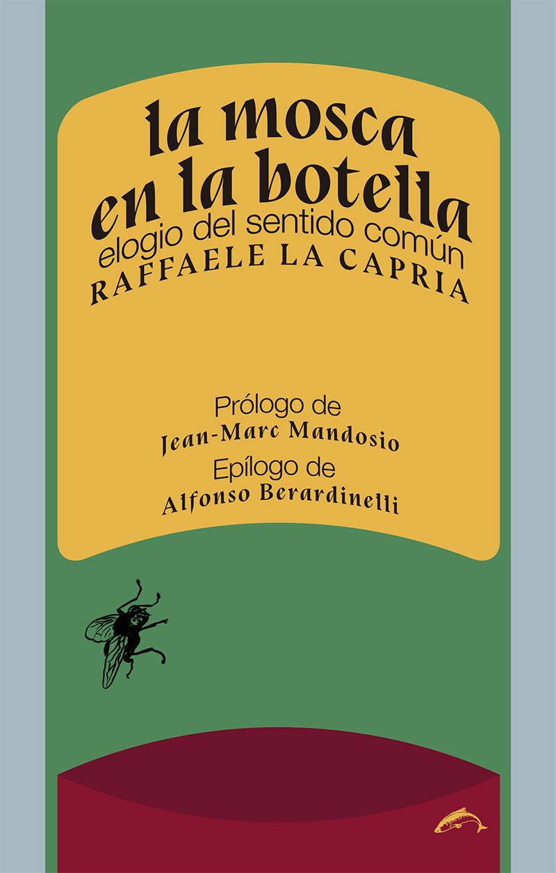 La mosca en la botella