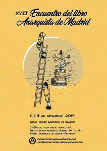 Encuentro del libro anarquista @ Ateneo Libertario de Vallecas - Madrid