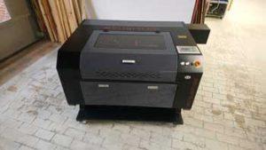 Laserskærer eduART 700