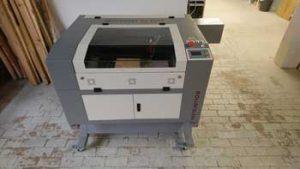 Laserskærer eduART 750