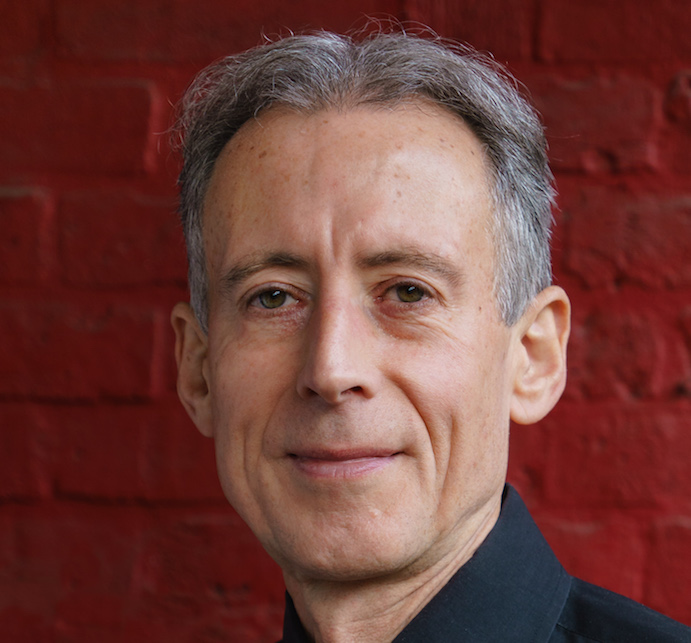 PIcture of Peter Tatchell, Patron of E&C