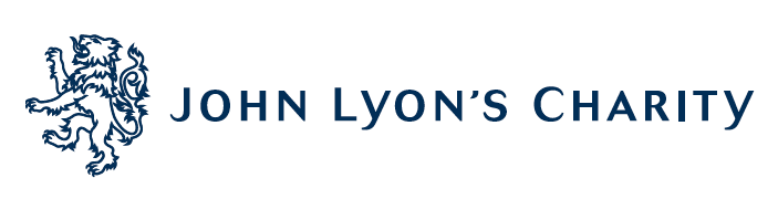 Logo for John Lyon's Charity, London