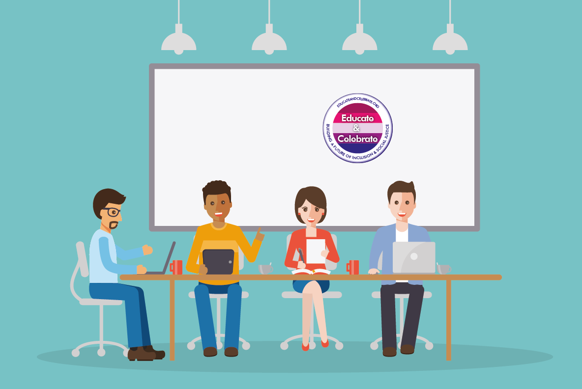 CPD training for staff using Webinar with Educate & Celebrate