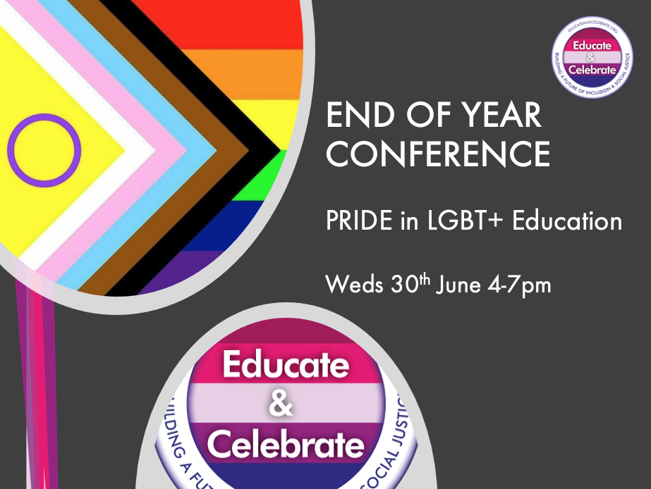 E&C End of Year Conference invitation