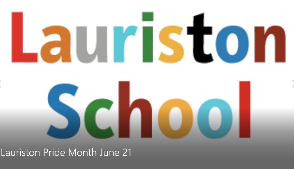 Lauriston Primary School PRIDE in Inclusion Award Educate & Celebrate