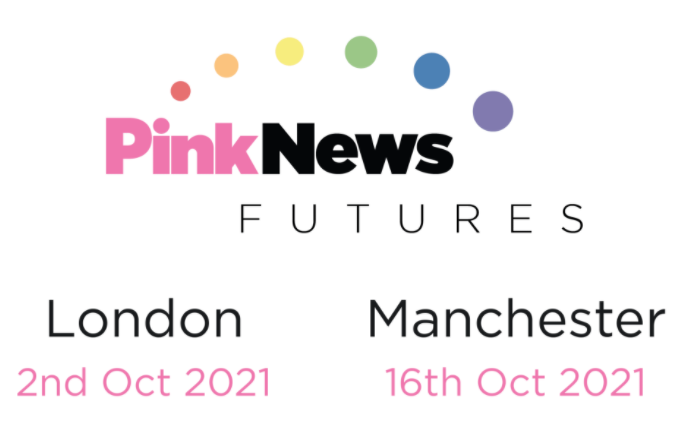Pink News Futures LGBT+ Careers Conference 2021