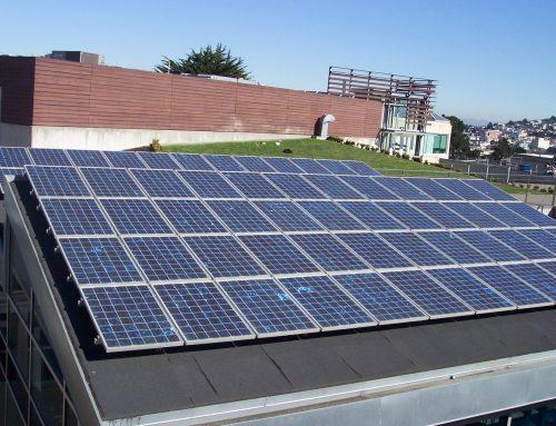 100 miljoen voor zonnepanelen op school