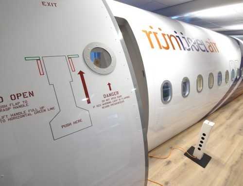 ROC Rijn IJssel kiest voor verplaatsbare laptopzuil vloer series