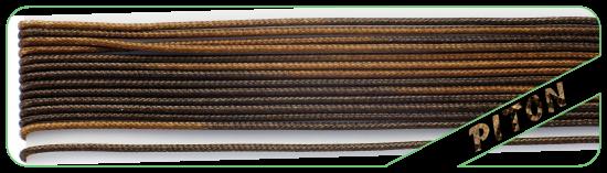Lead core PITON brown