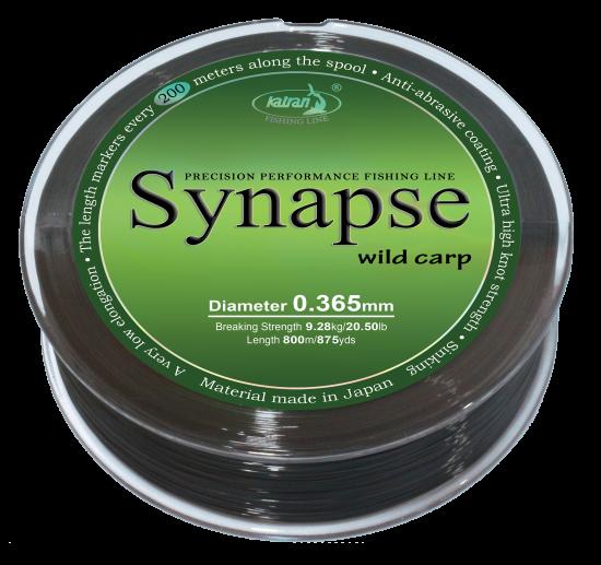 Synapse Wild Carp 0,365mm 800m (1)