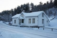 Bogavegen 103 - vinteren 2010.