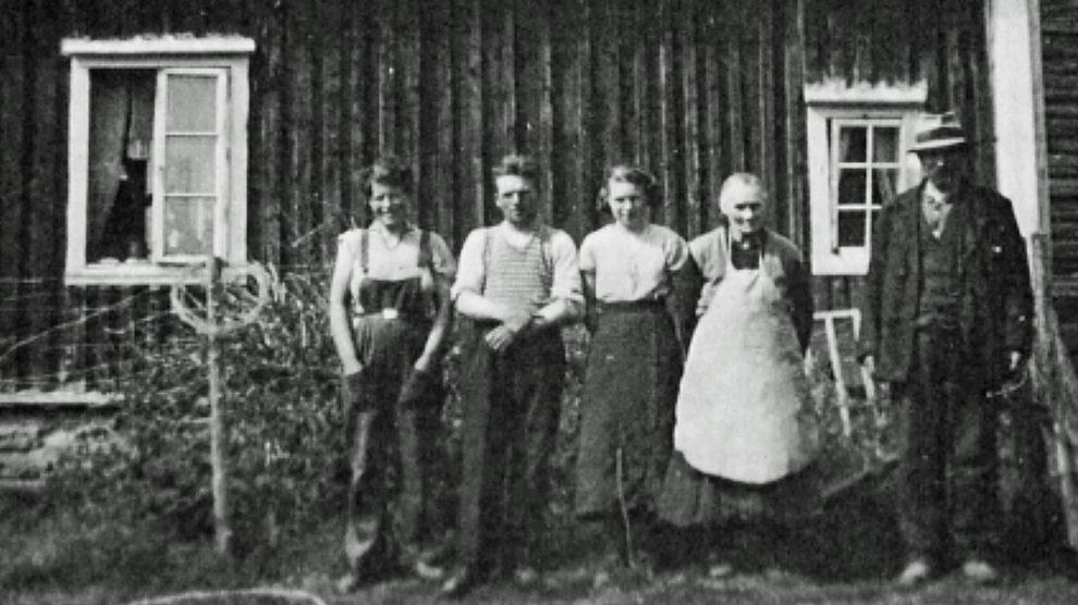 Husmansplassene i Gjævransmarka