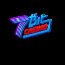7bit casino logo 400x300
