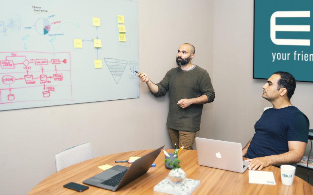 Pressmeddelande: Eikolytics AB tar in investerare för att hjälpa fler att bli datadrivna