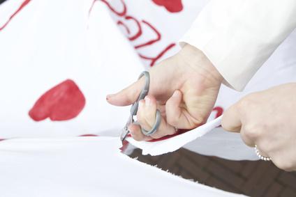 Hochzeit herz spruch ausschneiden Hochzeitsbräuche Herz