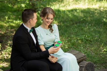 Irischer Hochzeitssegen