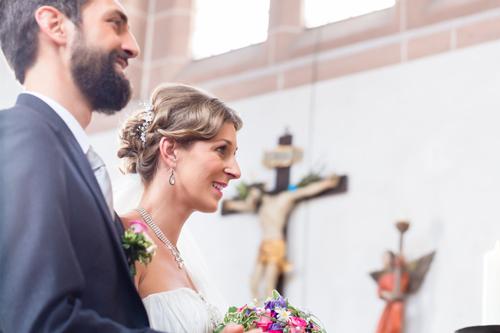Ablauf einer evangelischen Trauung