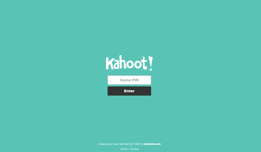 Quiz im Unterricht: Kahoot