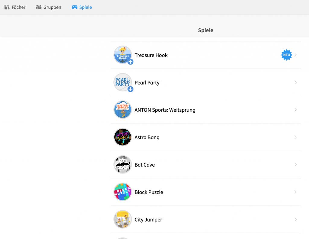 Anton App bietet viele interaktive Möglichkeiten zum Lernen für die Schule. Digital Unterrichten; Apps für den Unterricht. iPad im Unterricht.