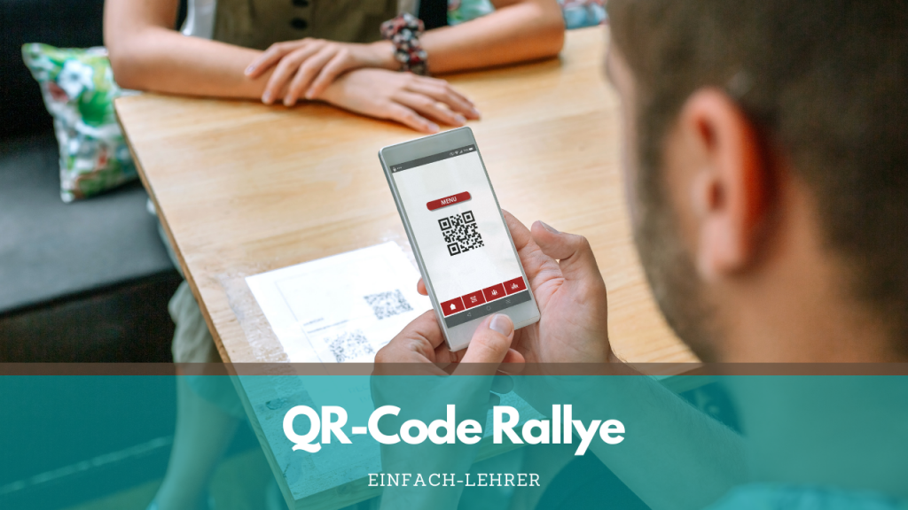 Das iPad im Unterricht eigentlich sich hervorragend für eine QR-Code Rallye