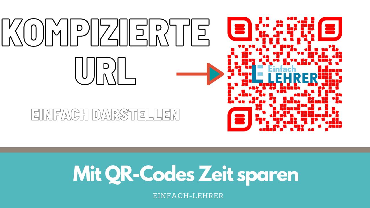 QR-Code für im Unterricht verwenden