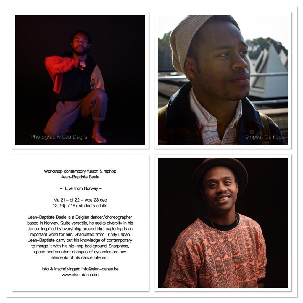 Workshop contemporary fusion / hip-hop