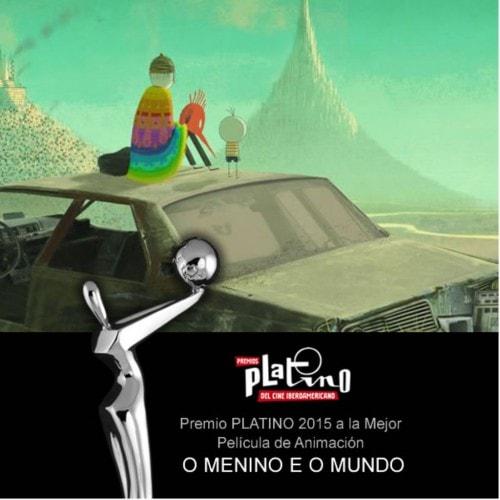 PREMIOS PLATINO 2015-ANIMACION