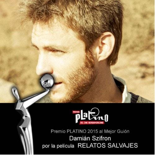 PREMIOS PLATINO 2015-GUION