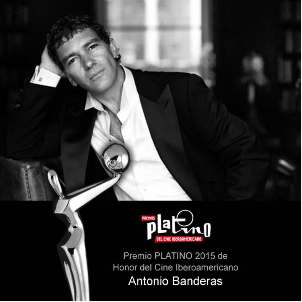 PREMIOS PLATINO 2015-HONOR
