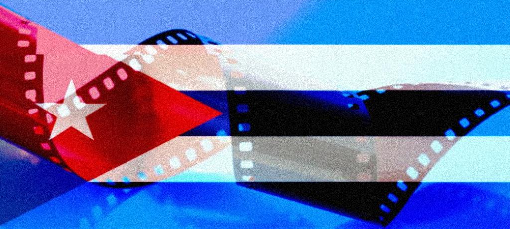 bandera cuba cine