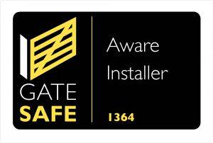 Certified Gate Safe Installer