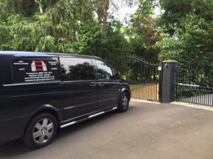 Automatic gates Amersham