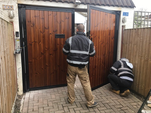 Electric gate servicing Wentworth