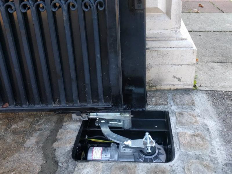 Electric gate repair Wentworth