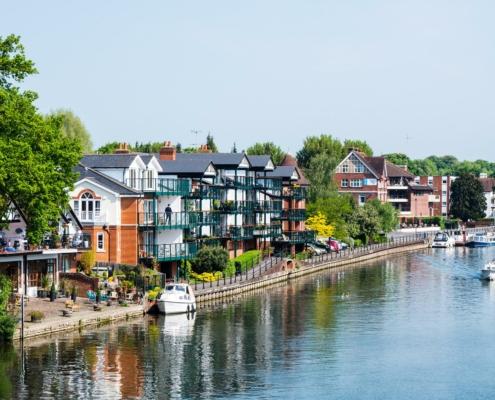 The Thames at Maidenhead