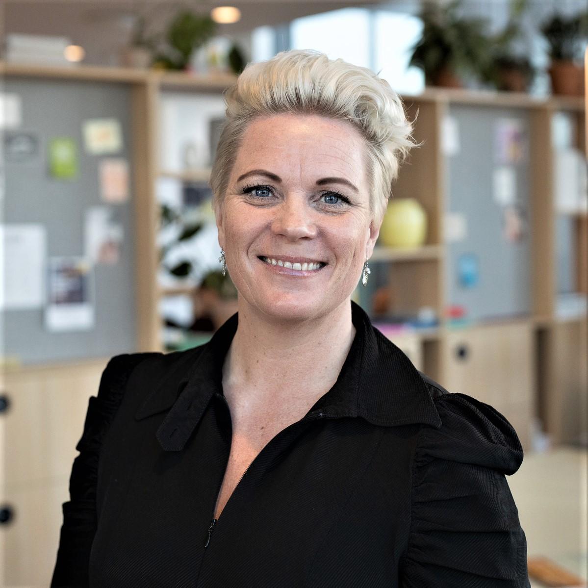 Maria Benholm