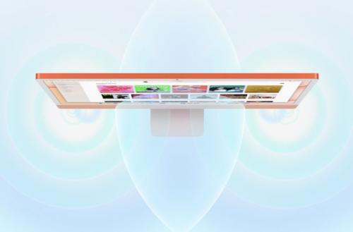 Speakers iMac