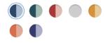 7 kleuren iMac