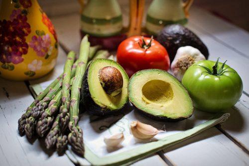 groenten amerikaanse koelkast