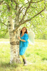 Eleonor Amora Marklund, photographer Tina Lofstrand