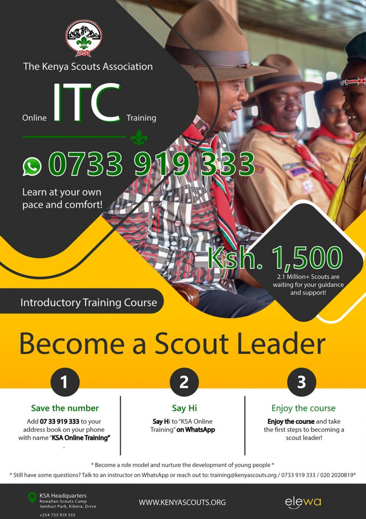 Kenya Scouts Association - ITC
