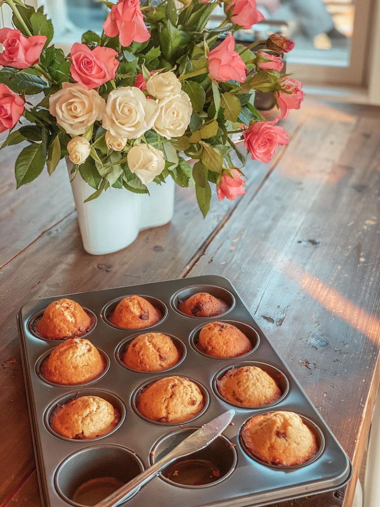 herkulliset muffinit