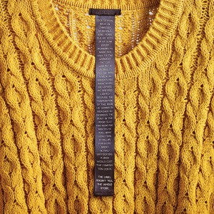 rethink maglione
