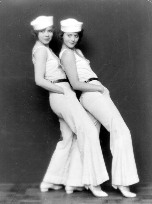 Maria Mataray e Mata Sterna, 1920s