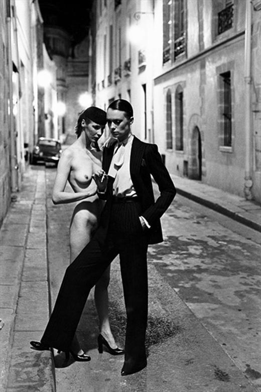 Yves Saint Laurent, Le Smoking, 1975